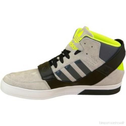 Adidas Originals Hard Court Hi Big Logo Medium Grey Heather